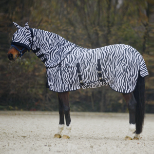 Coperta antimosche zebra
