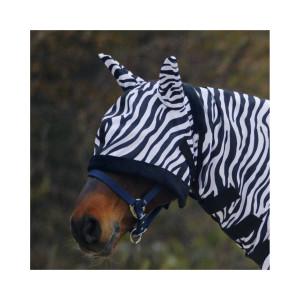 Maschera antimosche Zebra