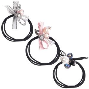 Set elastici con gioiello