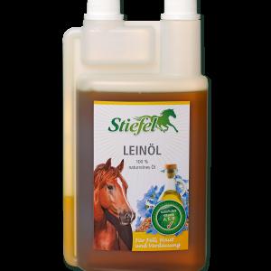 Olio di Lino Stiefel-Per Manto e Digestione