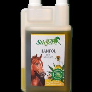 Olio di canapa Stiefel - Per manto, cute e sistema immunitario
