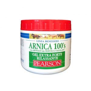 ARNICA 100`S GEL RILASSANTE ARTIGLIO DEL DIAVOLO CONFEZIONE 500ML