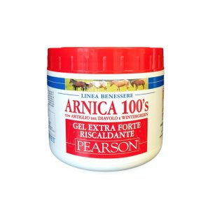 ARNICA 100`S GEL RISCALDANTE ARTIGLIO DEL DIAVOLO CONFEZIONE 500ML