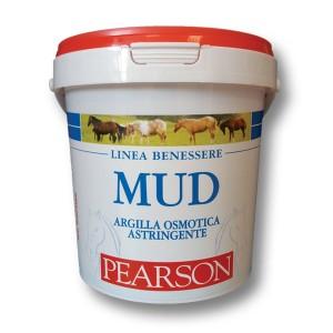 Mud argilla bianca 3Kg Pearson