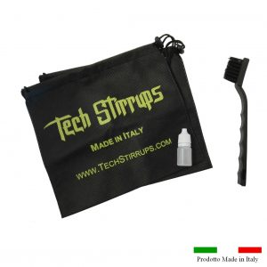 Kit pulizia staffe Tech Stirrups