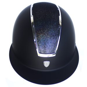 Cap Tattini a visiera larga blu