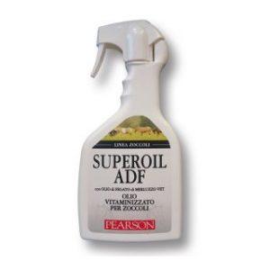 Superoil ADF per zoccoli Pearson ml. 700